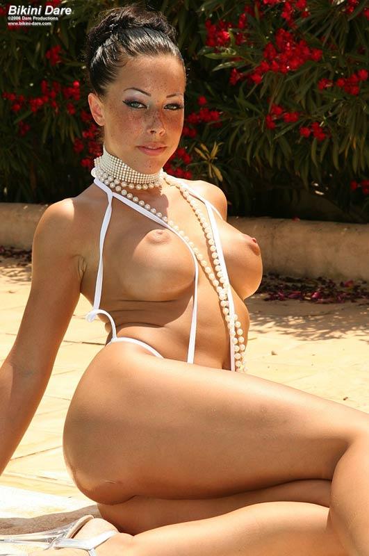 Yaela Bikini Dare 75