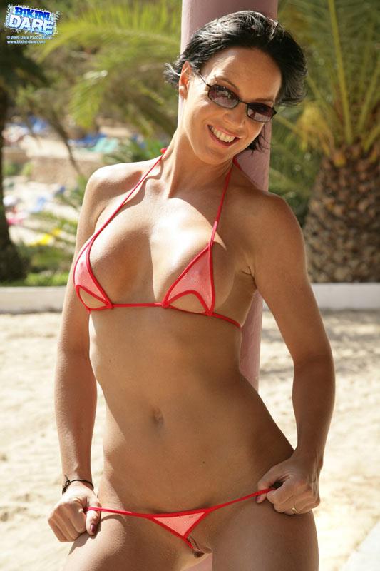 Roos solo bikini