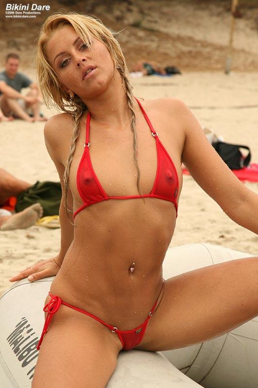 Bikini-dare videos