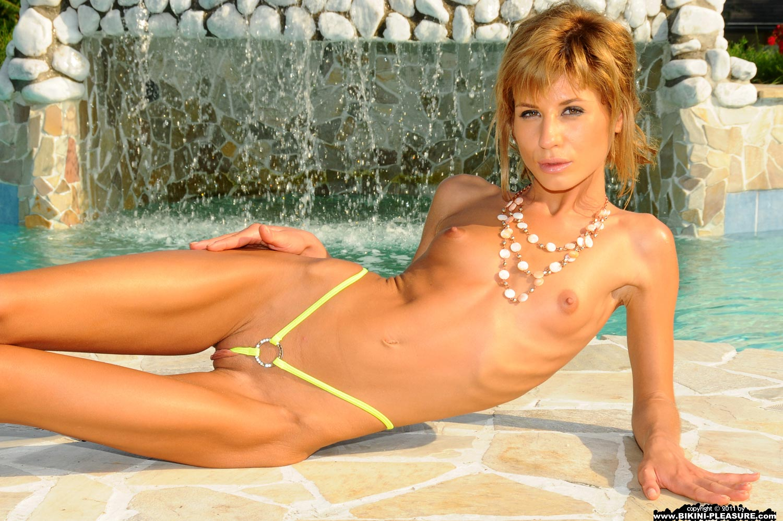 Bikini dare clips